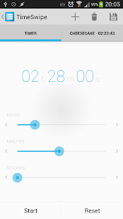TimeSwipe - Timer - screenshot thumbnail