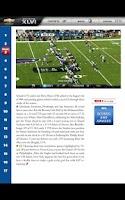 Screenshot of Super Bowl XLVI Game Program