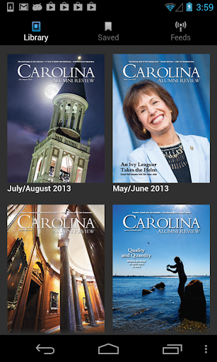 Carolina Alumni Review