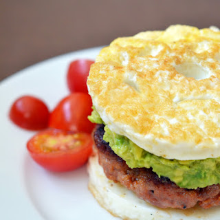 "Paleo Sausage Egg ""McMuffin"" Recipe"