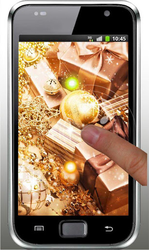 【免費個人化App】Gifts New Year live wallpaper-APP點子