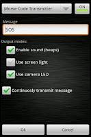 Screenshot of Flashlight++