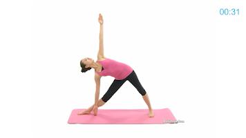 Screenshot of Yoga for Runners