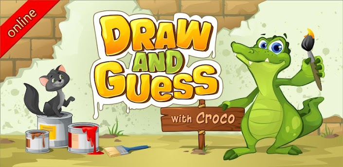 Draw and Guess with Croco