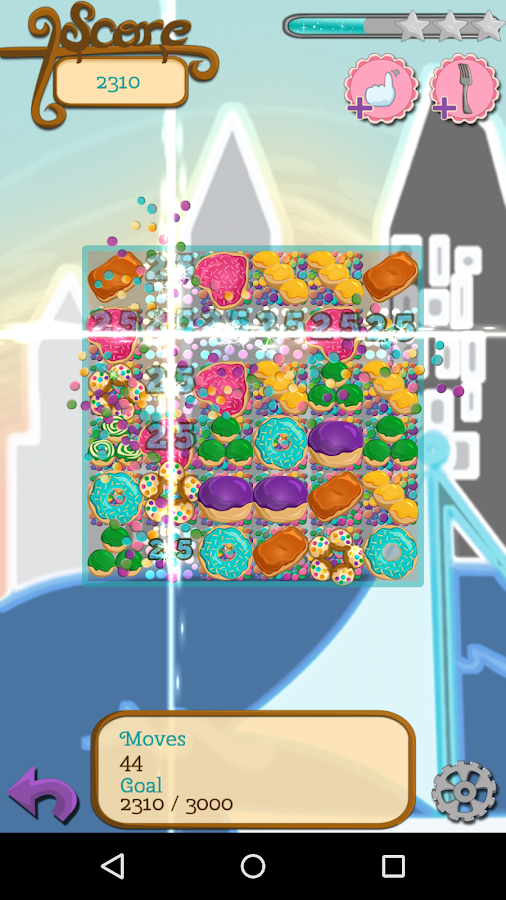 Donut Party- screenshot
