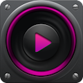 PlayerPro Pink Lady Skin APK for Lenovo