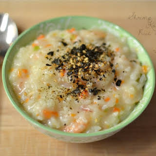 Vegetable Rice Porridge Recipes.