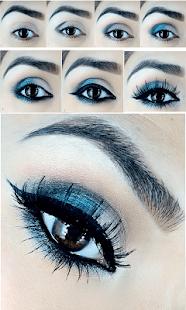 眼睛化妝步驟