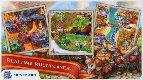 LandGrabbers: Strategy Game- screenshot thumbnail