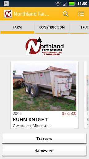 Northland Farm Systems Inc.