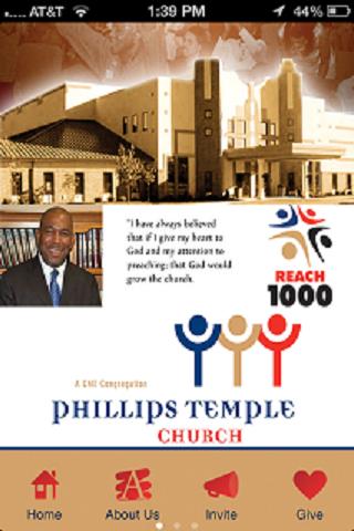 Phillips Temple