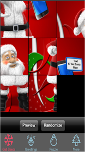 Get Santa Text- screenshot thumbnail