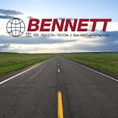 Bennett Toyota Pa