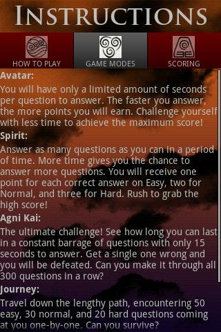 Legend of Korra Trivia PRO - screenshot