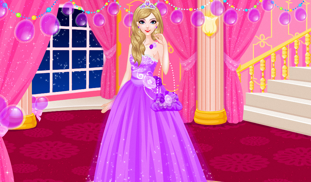 Princess party dress up - Google Play Store revenue & download ...