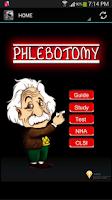 Screenshot of Phlebotomy
