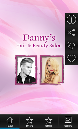 Danny's Hairdressing