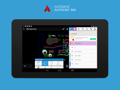 AutoCAD 360- screenshot thumbnail
