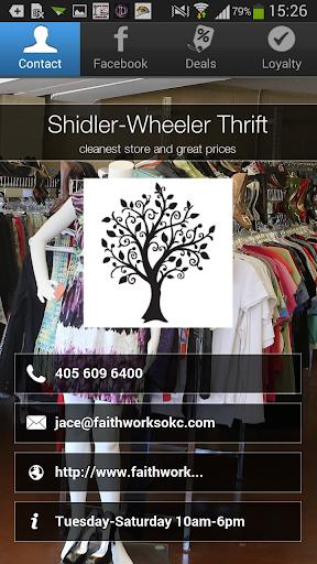 Shidler-Wheeler Thrift