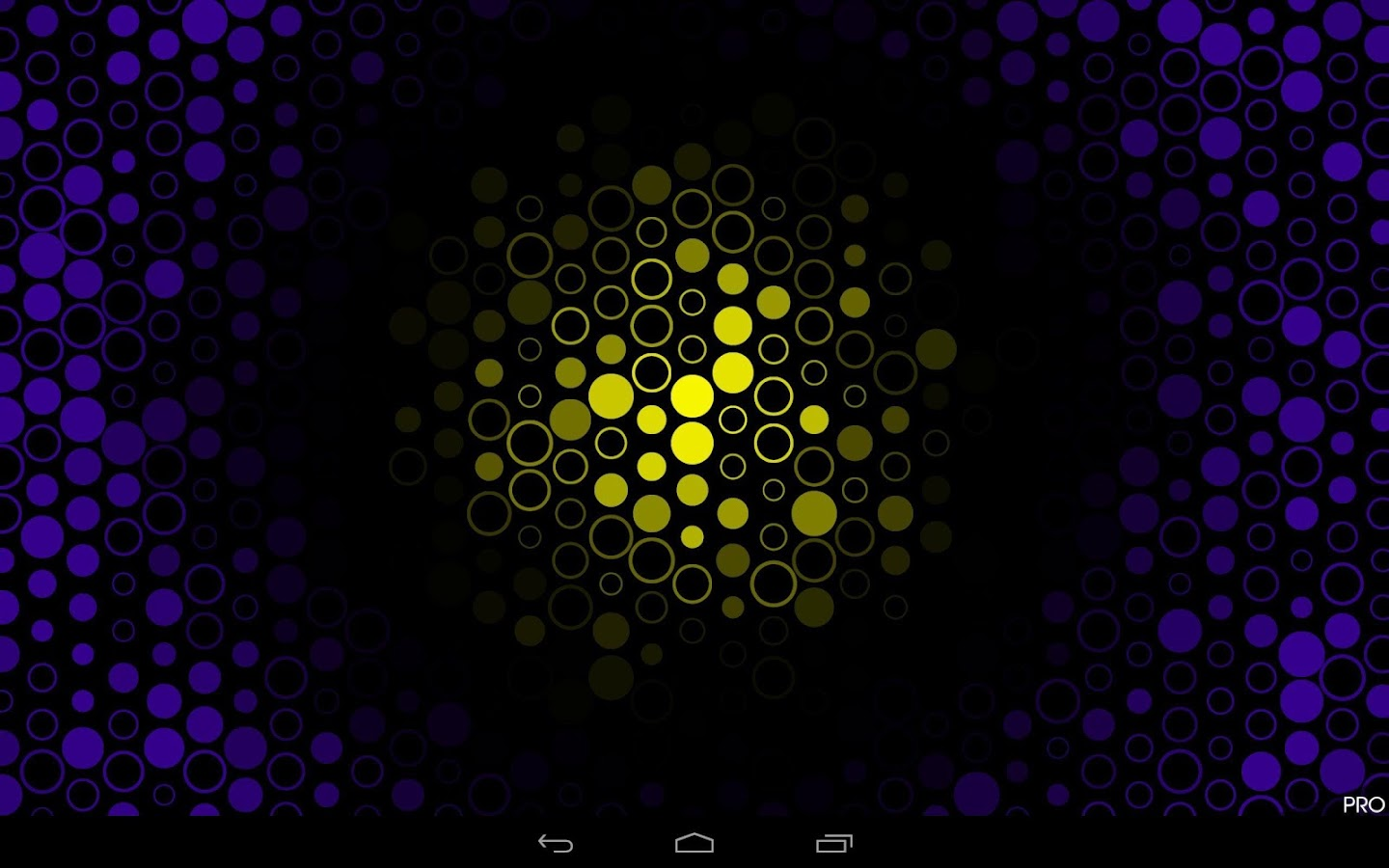 Light Grid Live Wallpaper- screenshot