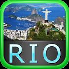 Rio de janeiro Offline Guide icon