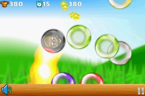 Ninja vs Bubbles 3.9 screenshots 3