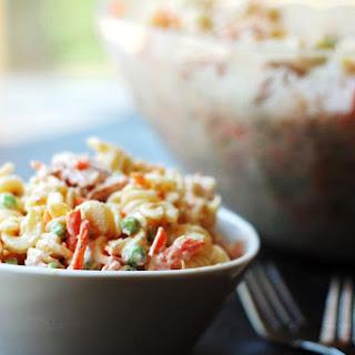 Favorite Macaroni Salad.