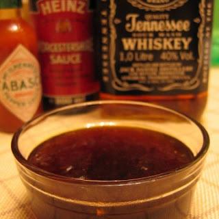 T.G.I. Friday's Jack Daniels Sauce.