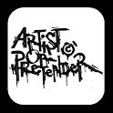 rate art – Artist OR Pretender logo