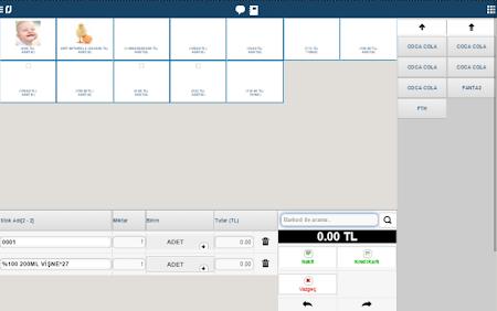Webticari Online 3.6 screenshot 1026244