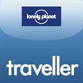 Lonely Planet Traveller Spain