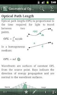 SPIE Geometrical Optics- screenshot thumbnail
