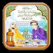 Kata Mutiara Muslim