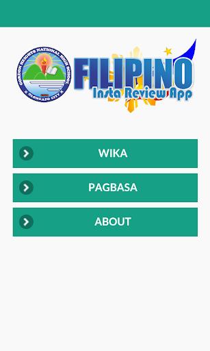 FILIPINO INSTA REVIEW APP
