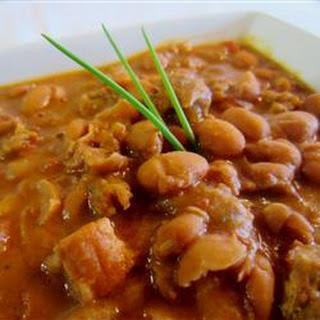 Easy 'Charro' Beans