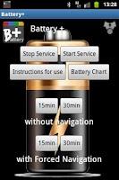 Screenshot of Battery + ( Plus)