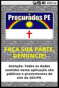 Procurados PE - screenshot thumbnail