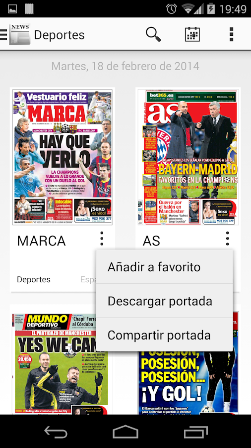 Smart Covers- screenshot