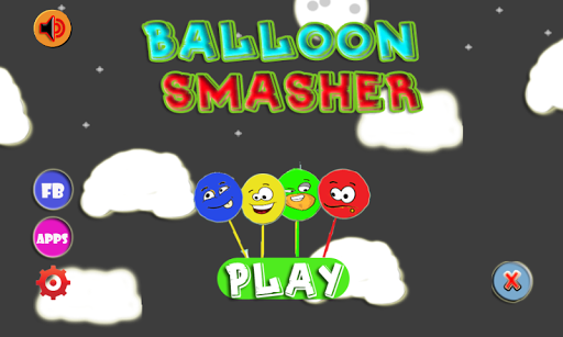 Balloon Smasher: Pop Balloons