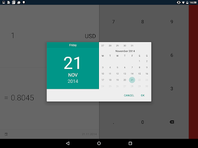 Currency Converter v1.0.9