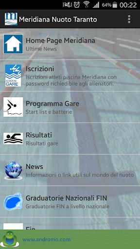 Meridiana Nuoto Taranto