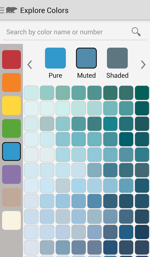 Paint Name colorsmartbehr® mobile - android apps on google play