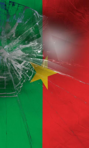 布吉納法索旗