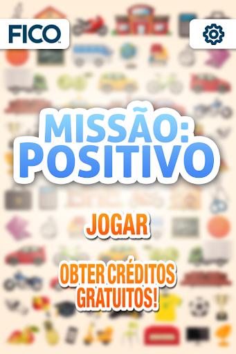 FICO Missão: Positivo