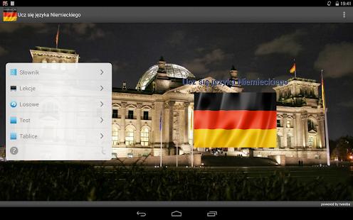 Ucz się języka Niemieckiego