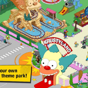 The Simpsons Tapped Out 4.15.0 Mod Apk Terbaru (Cheat Donuts)