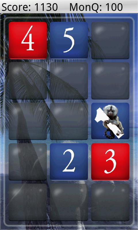MonQ - Memory Game- screenshot