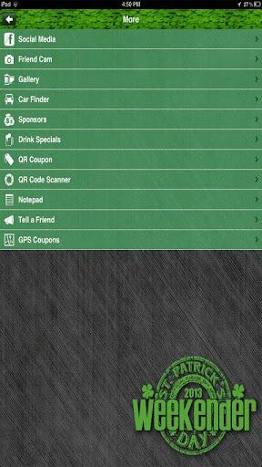 【免費娛樂App】Weekender St.Patricks Day SC-APP點子