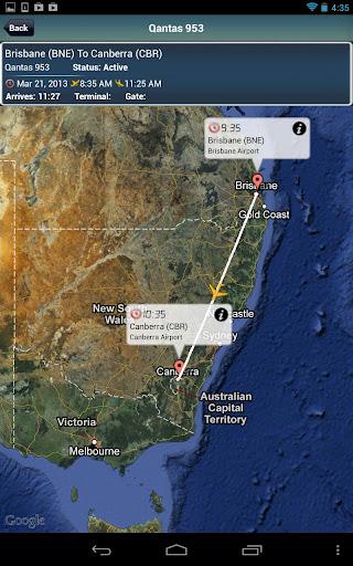 Cairns Airport +Flight Tracker