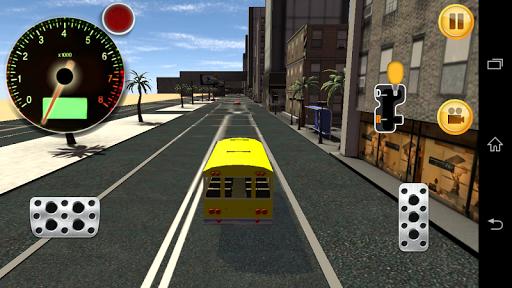 School Bus Simulator 3D
